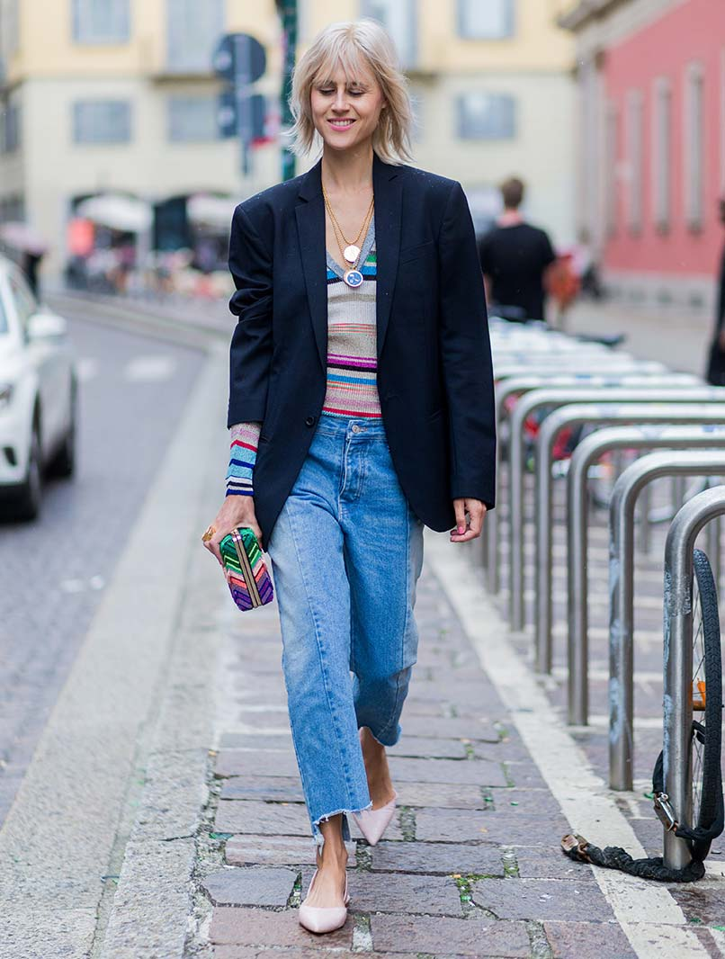 Street Style Mailand © Christian Vierig/Getty Images