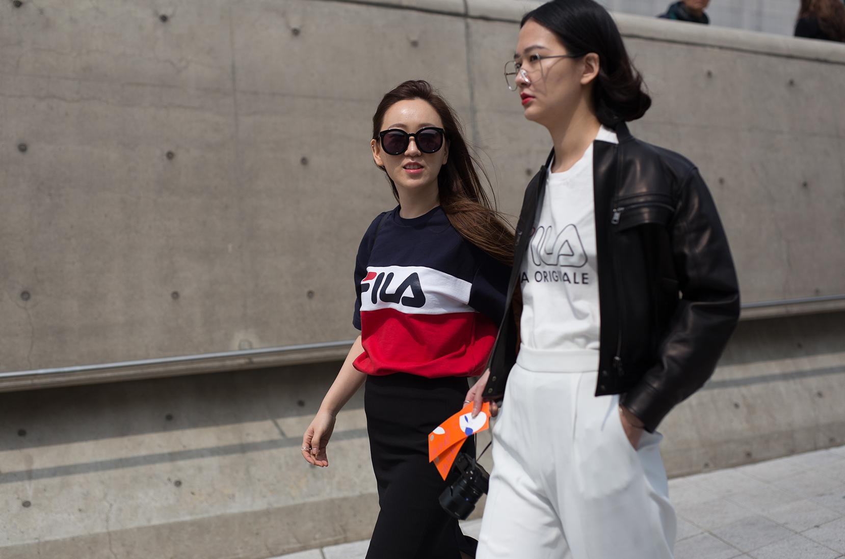 Street Style Seoul © Matthew Sperzel/Getty Images
