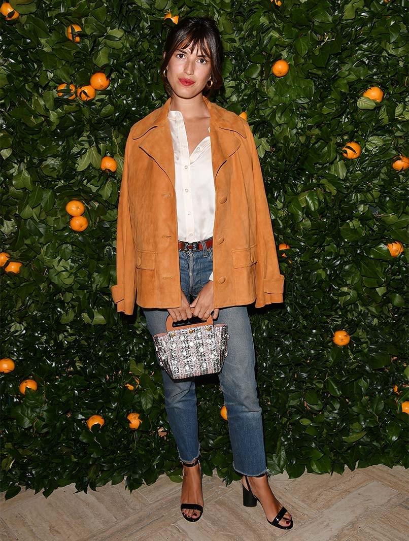 Jeanne Damas / © David M Benett/Dave Benett / Getty Images for Tory Burch