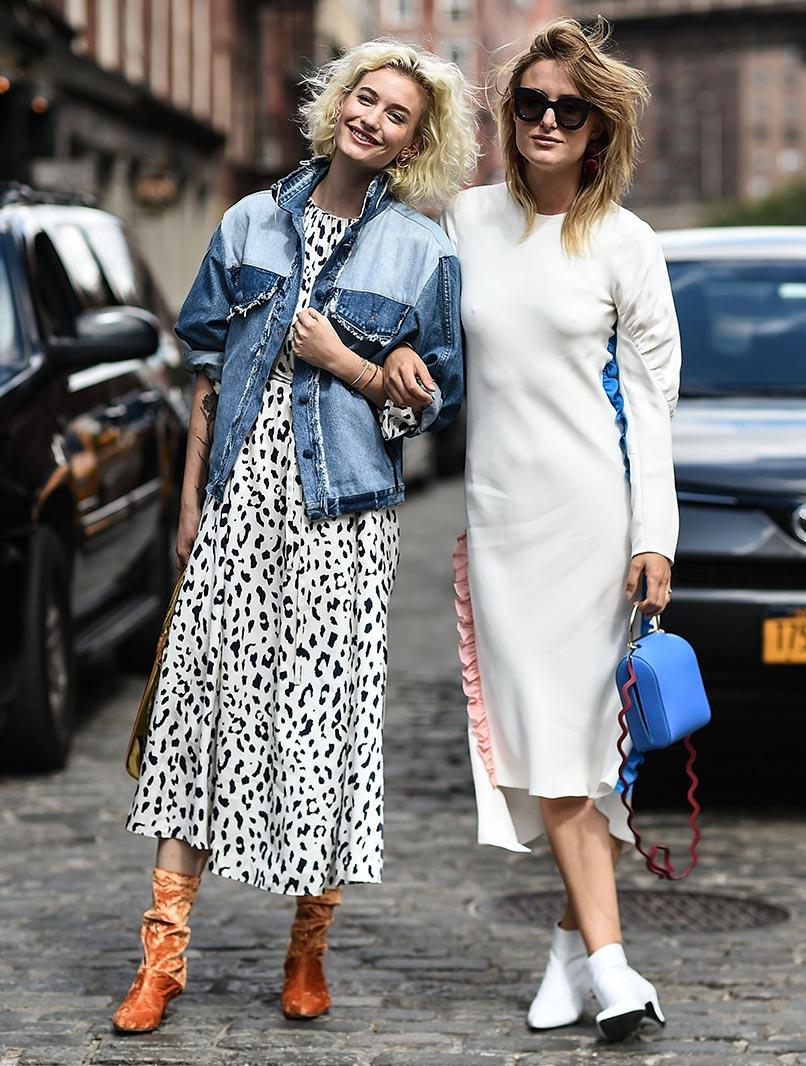 Street Style New York © Daniel Zuchnik / Getty Images