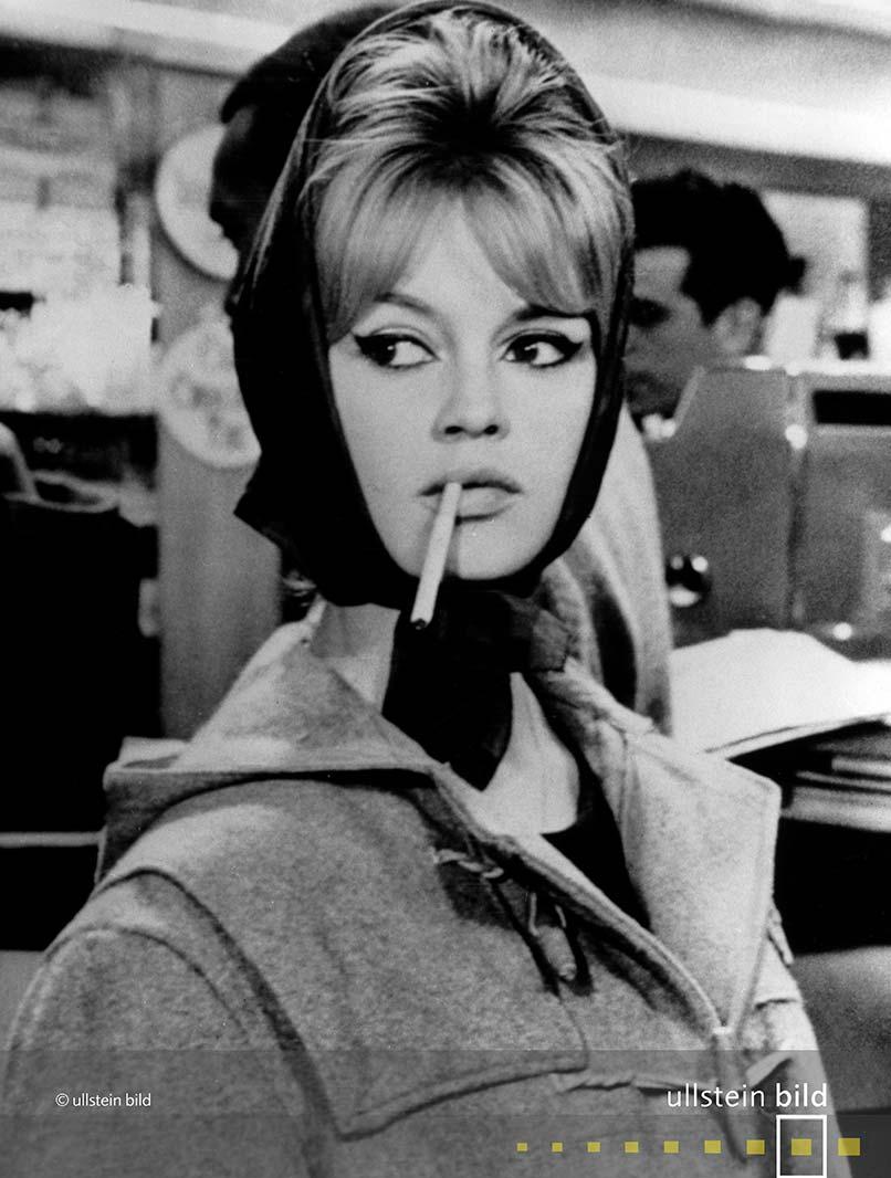 © ullstein bild / Brigitte Bardot, 1960