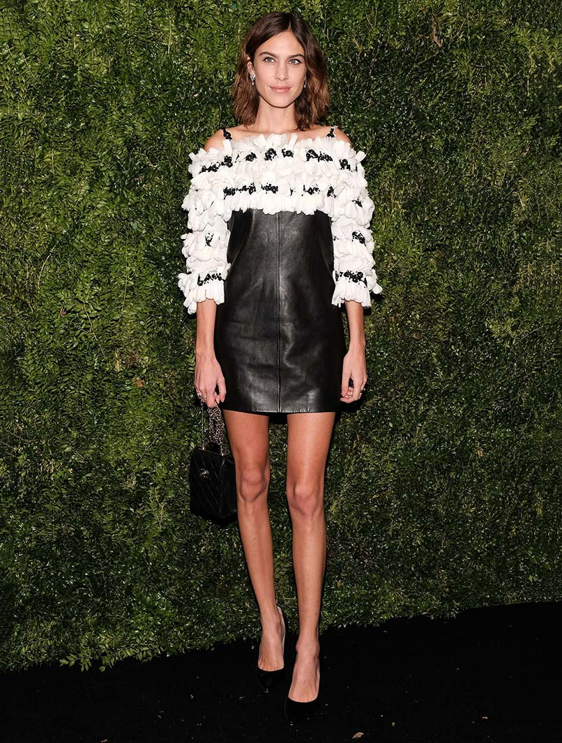 Alexa Chung / &copy Getty Images