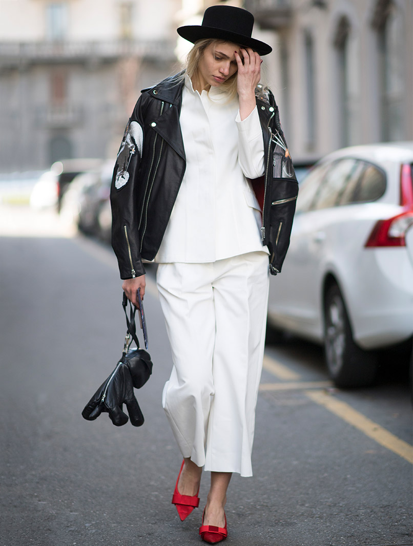 Street Style Mailand / © Timur Emek/Getty Images