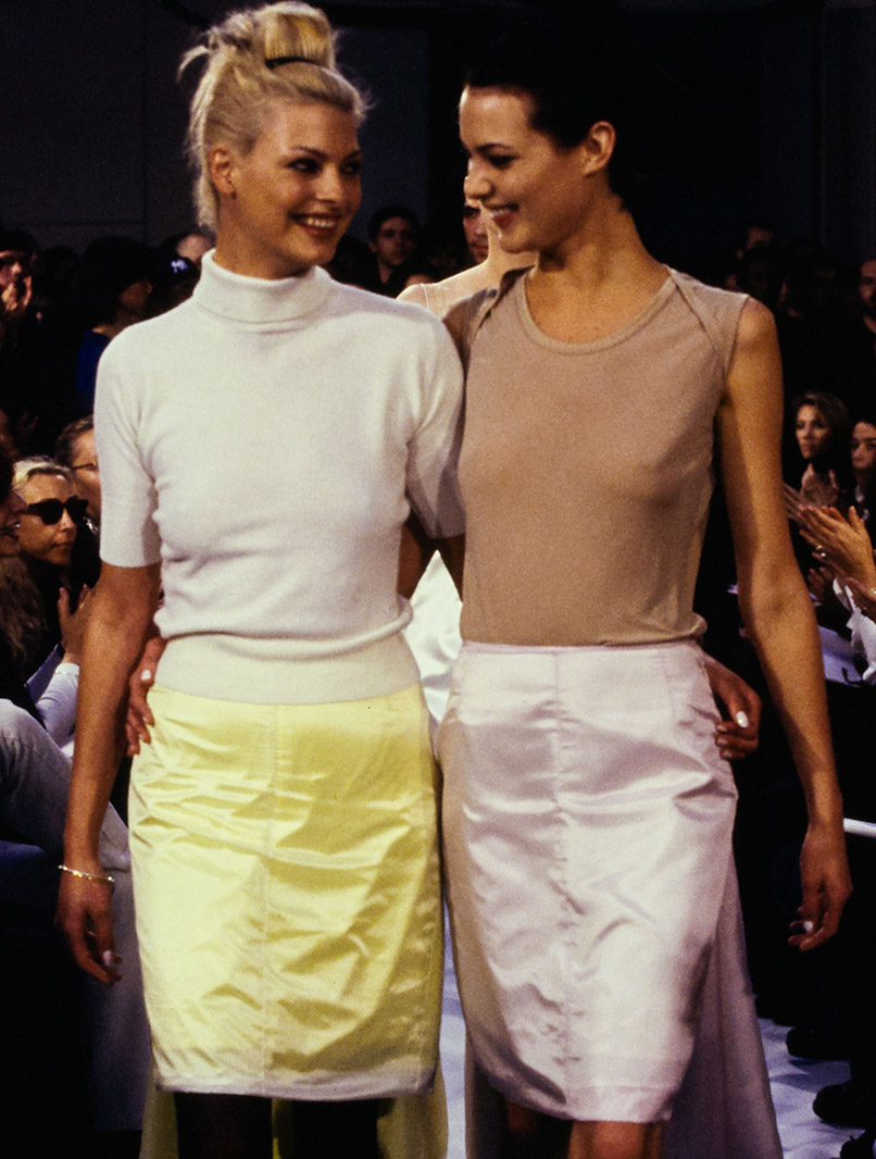 Helmut Lang H/W 1995 © Guy Marineau/Condé Nast via Getty Images