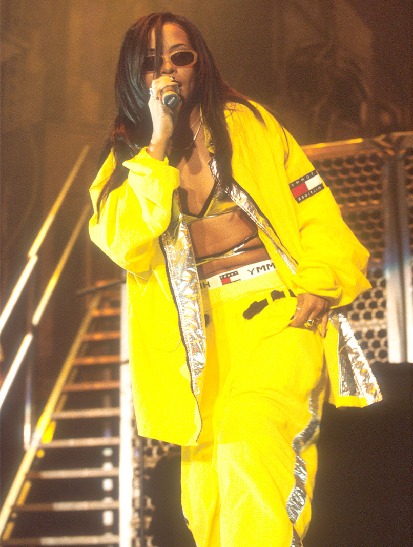 Aaliyah, 1997 ©Jeffrey Mayer/WireImage via Getty Images