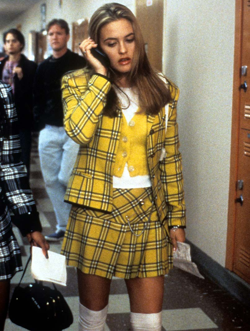 Alicia Silverstone in Clueless, 1995 © Paramount Pictures/Getty Images