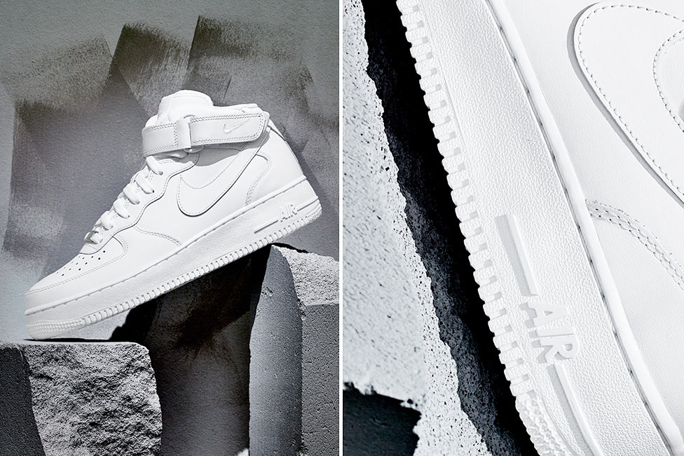 separation shoes 5ceab 1ef00 Vitt som ett oskrivet blad