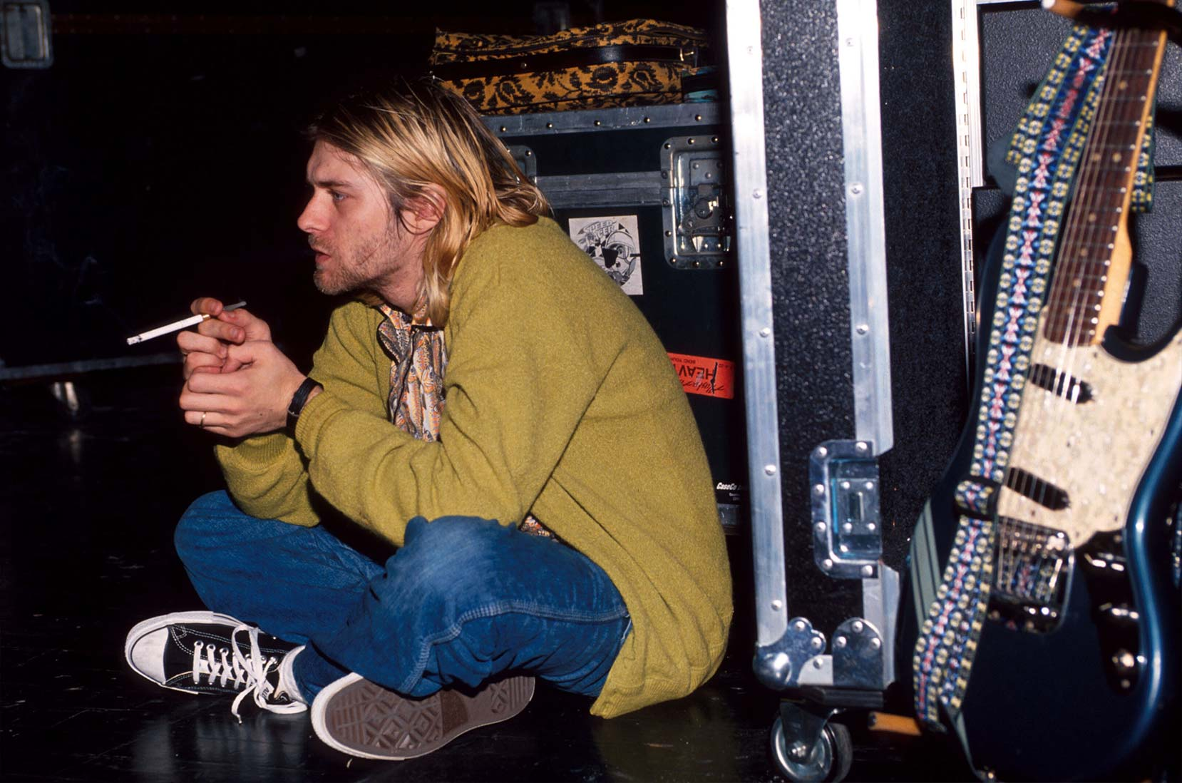 Nirvanan Kurt Cobain &copy Kevin Mazur Archive 1 / WireImage