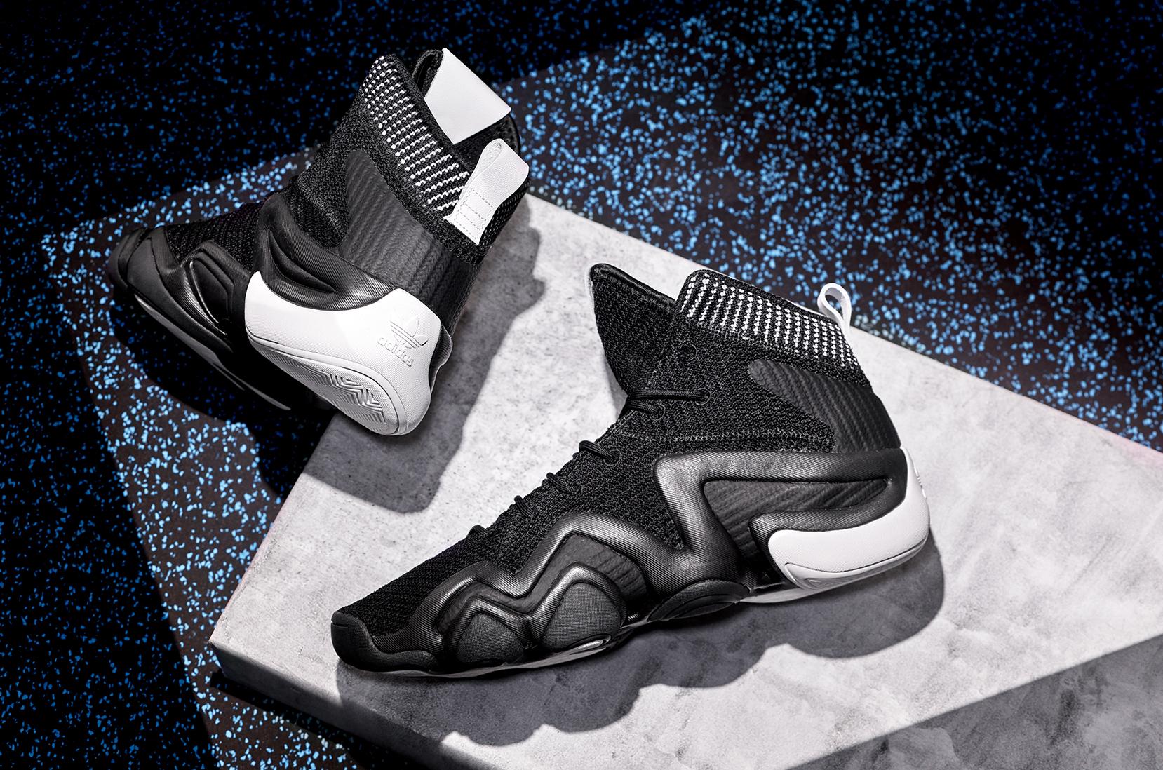 Sneaker Icons: Der adidas Crazy 8