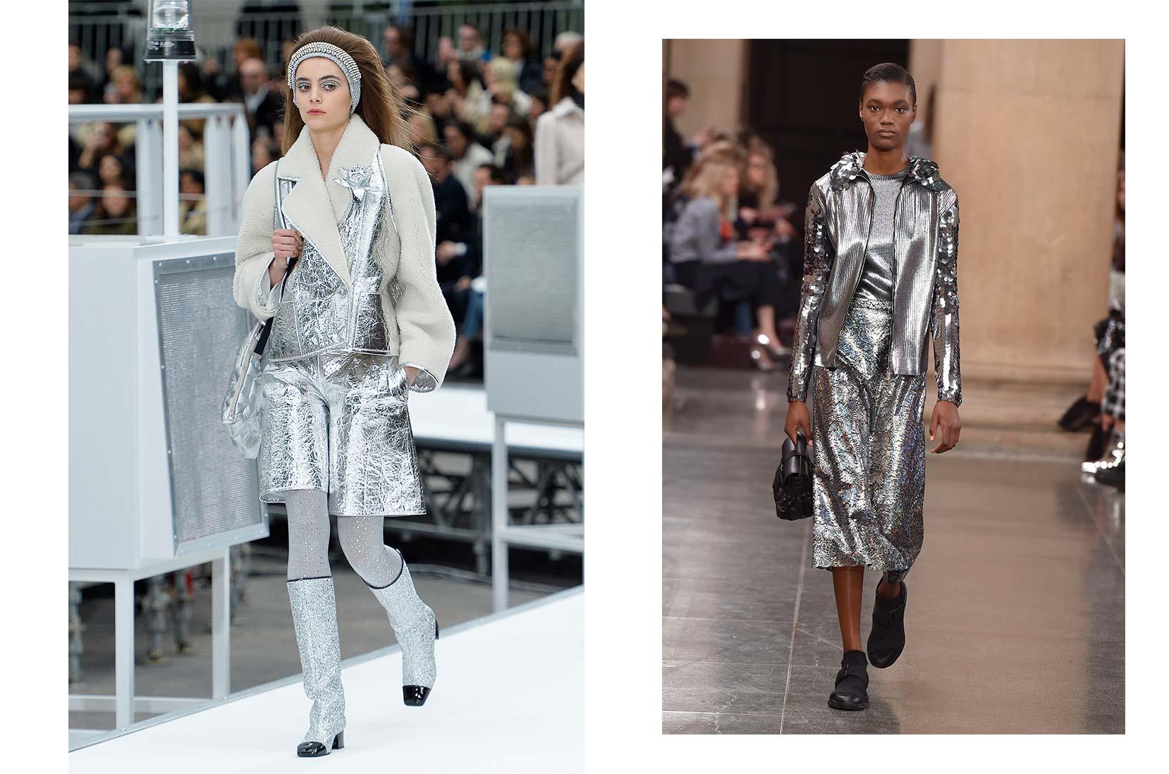 Chanel - På catwalken/&copy Getty Images Christopher Kane - På catwalken/&copy Getty Images
