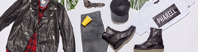 Rock & Indie Festival style for men