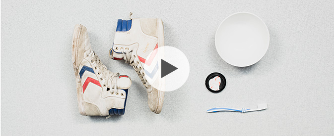 Come pulire le scarpe Zalando Life Hacks YouTube