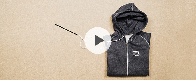 How To Restring A Hoodie Life Hacks Zalandocouk