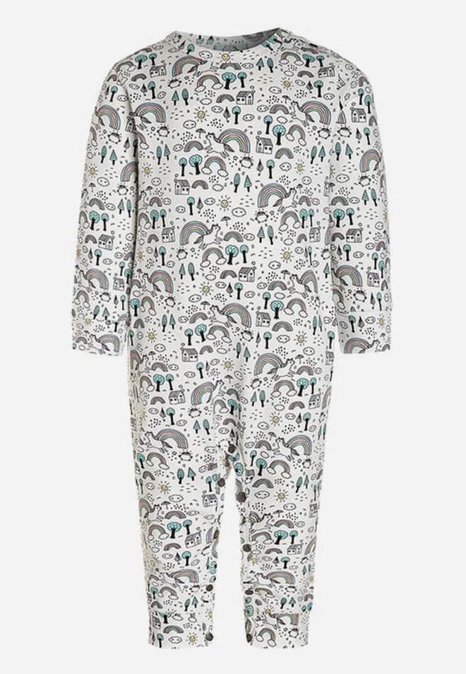 Piżamki dla niemowląt