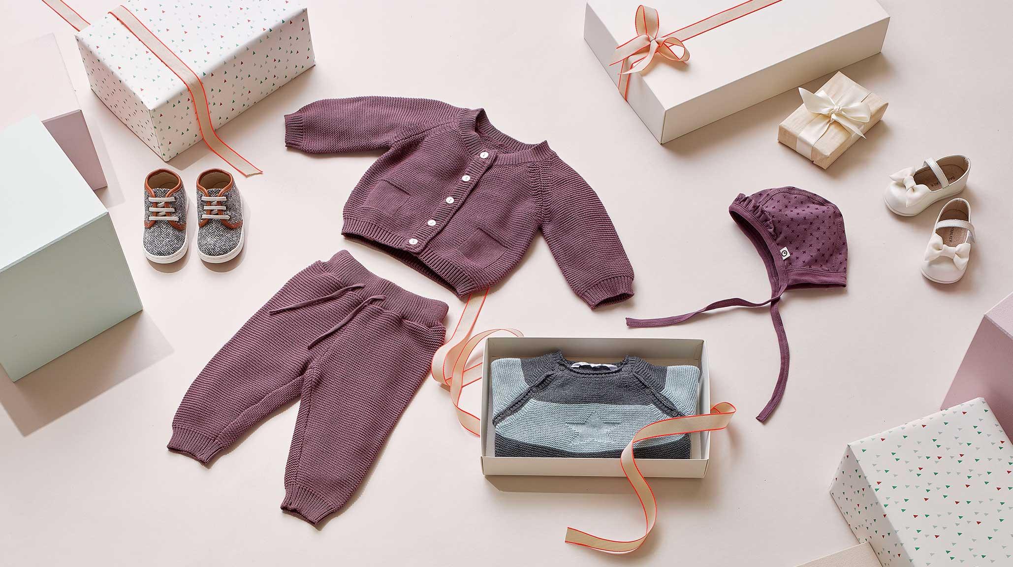 ropas de bebé varias