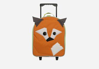 Zalando SKU product L6253I00G-L11, owl like backpack with wheels