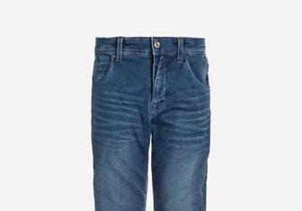 Zalando SKU product NA824A0B4-K11, blue jeans