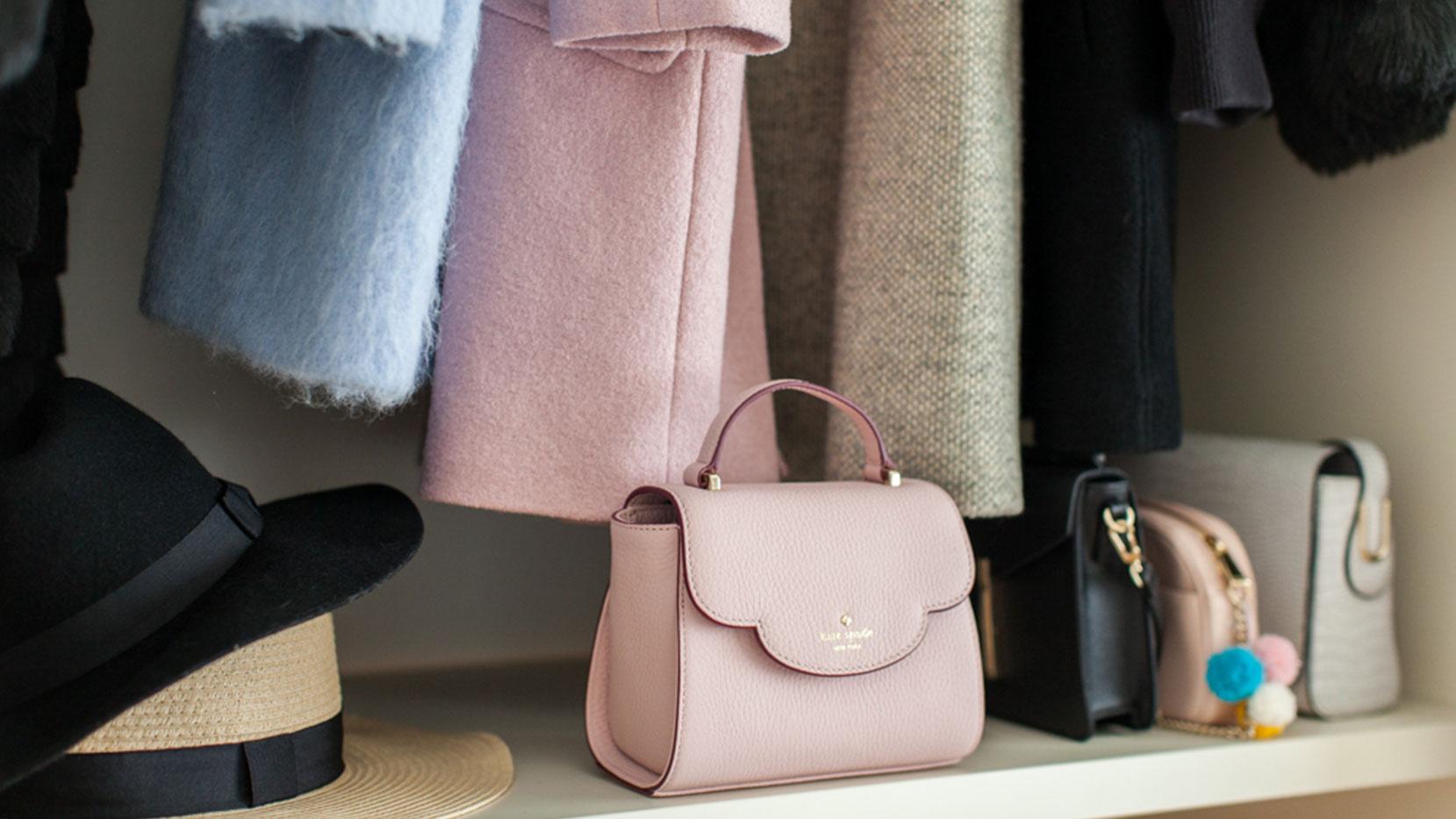 Elena Schiavon e la sua borsa