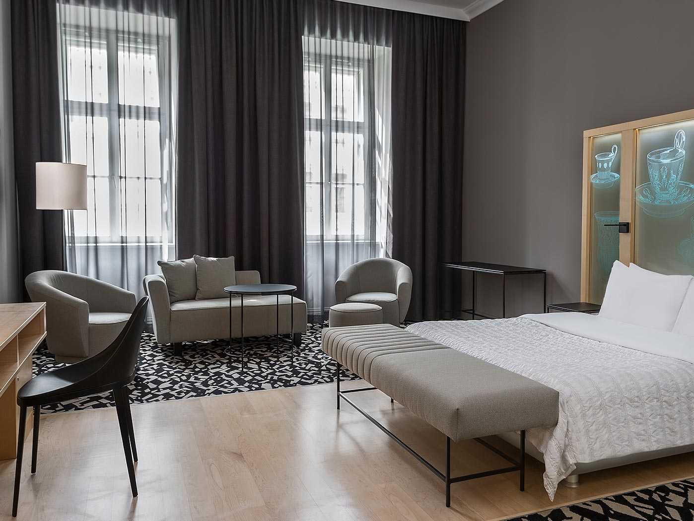 Le Merdién Wien Zimmer