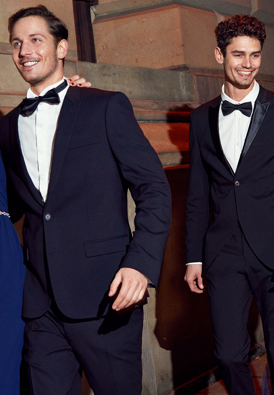 Slim Fit Anzug
