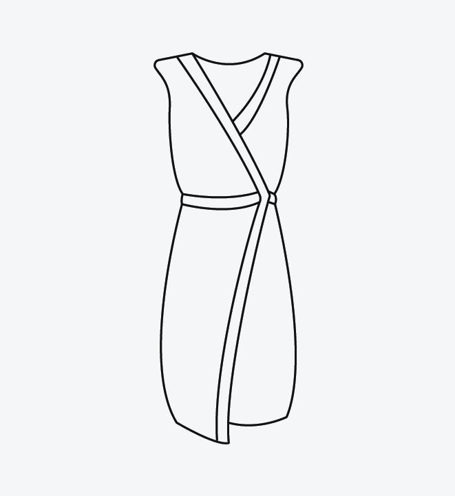Robes mi-longues