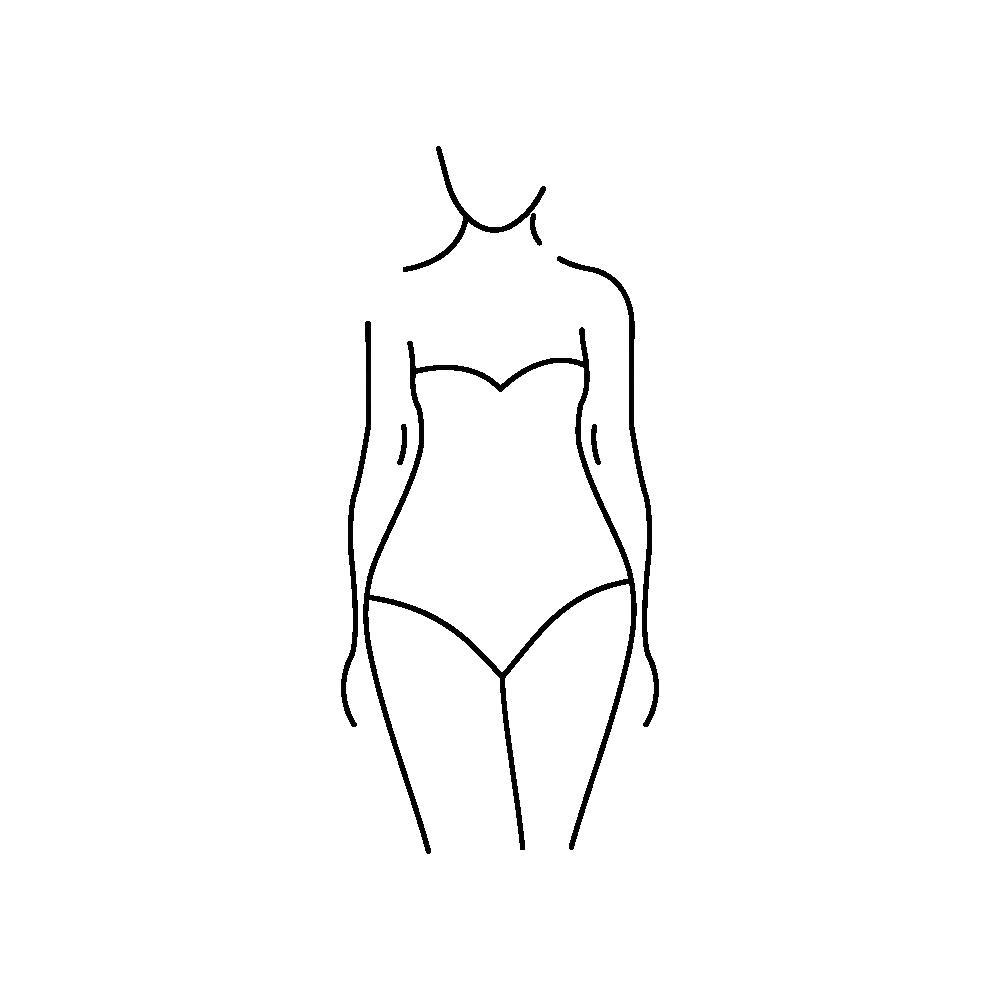 Körperform A-Typ