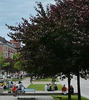 Sønder Boulevard Kopenhagen