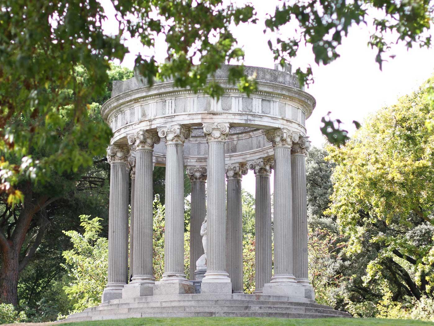El Parque del Capricho Madrid