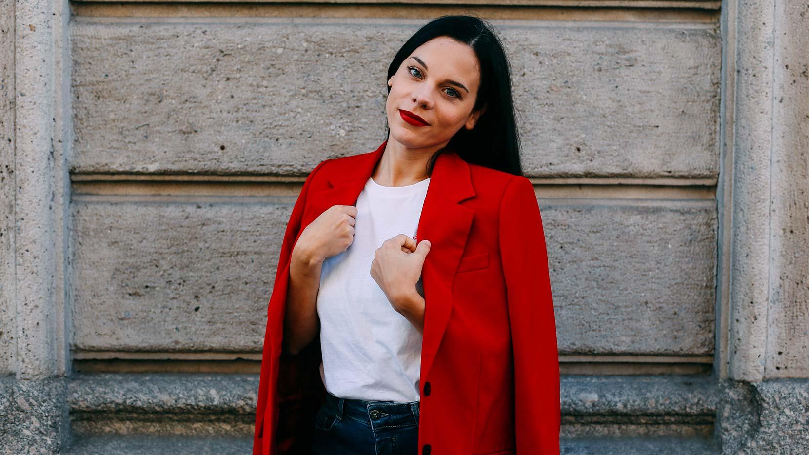 Elena Schiavon im Portrait