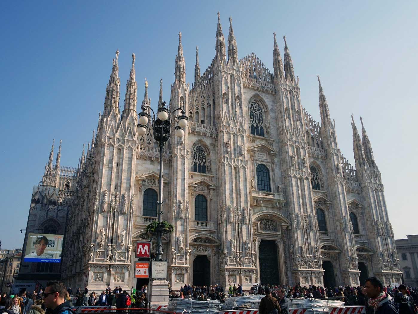 Duomo Mailand