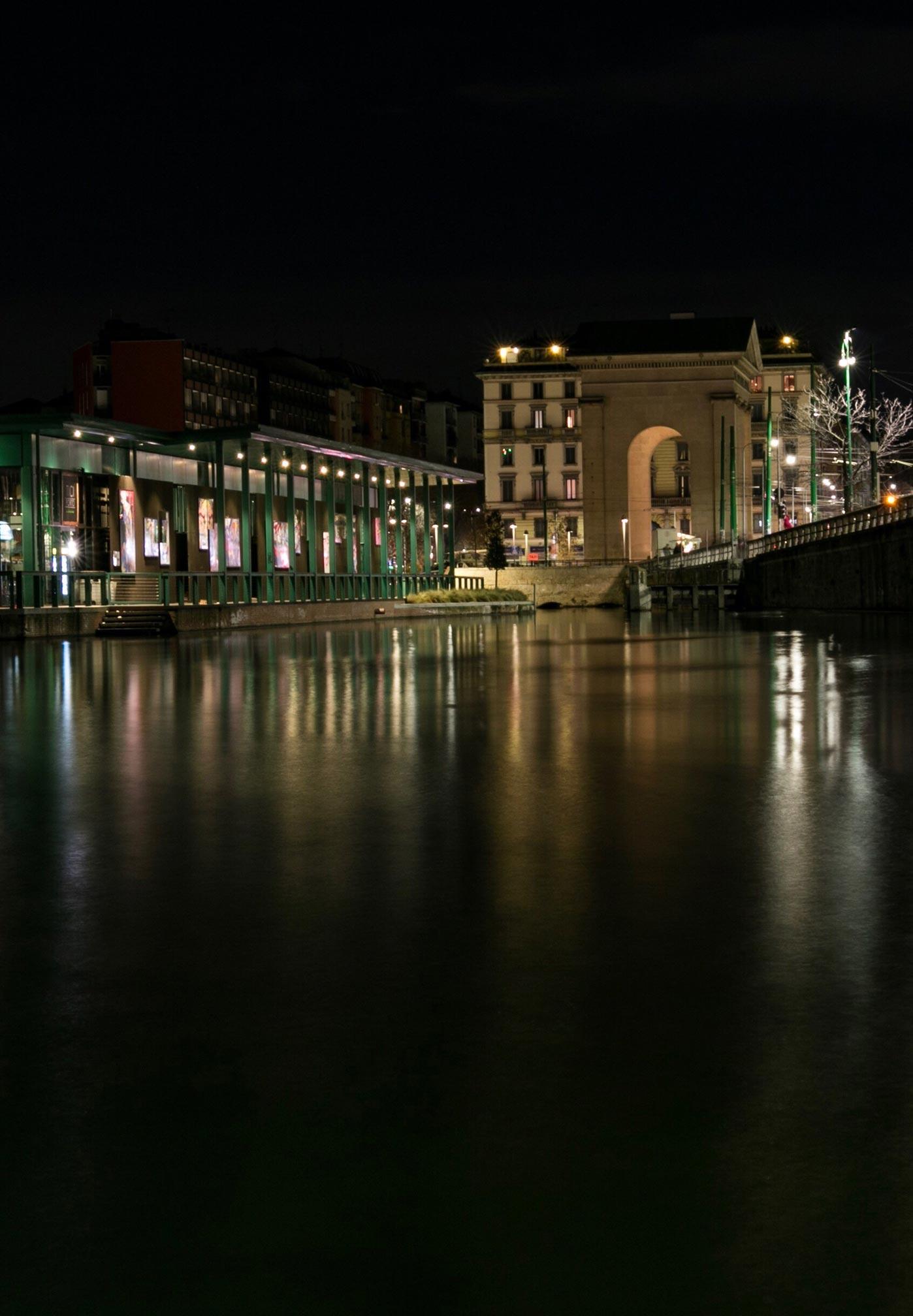 Darsena Mailand