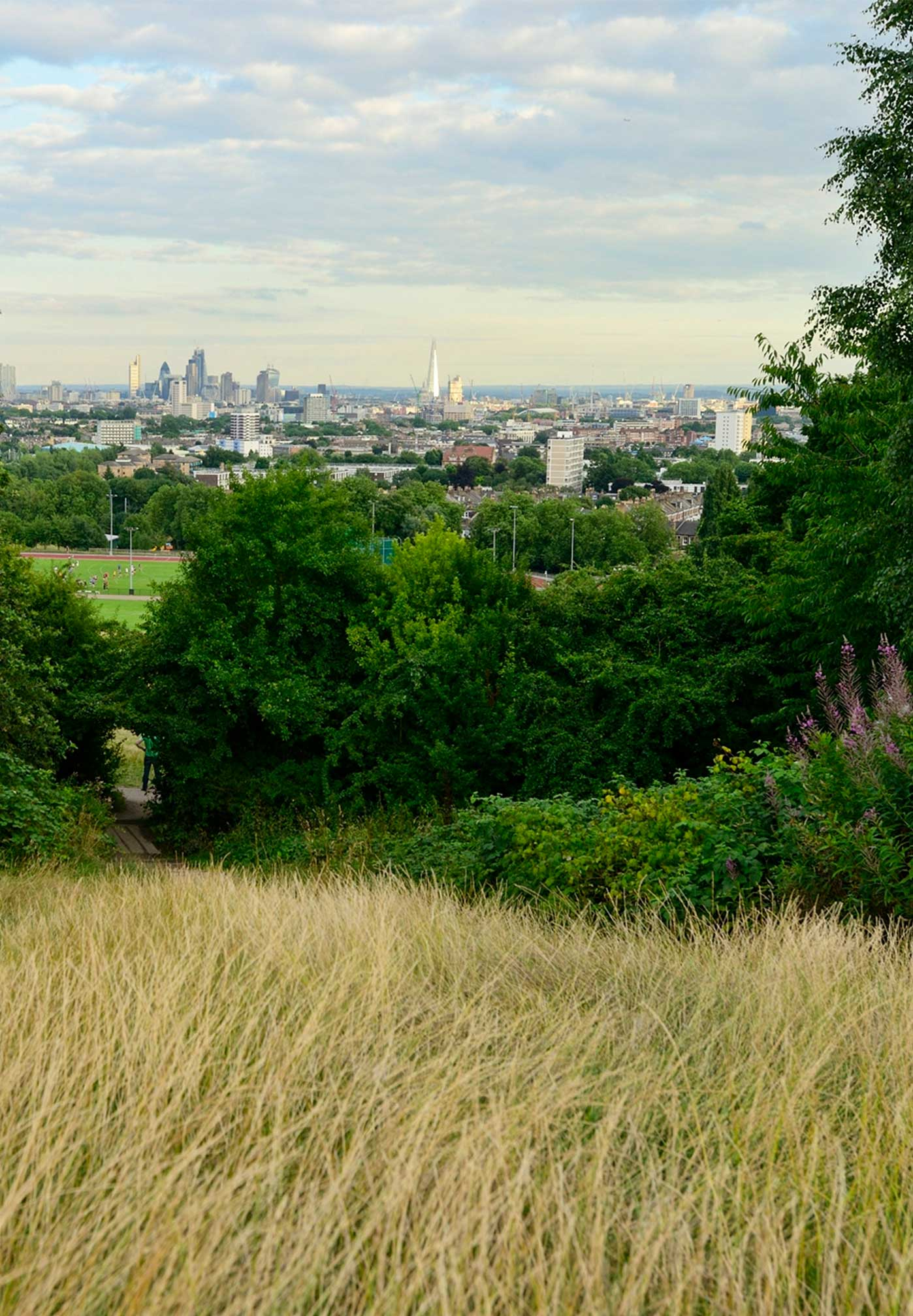 Hampstead Heath London