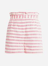 Shorts di lino