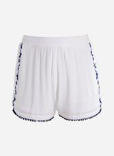 Shorts patchwork