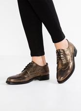 Scarpe metallizzate