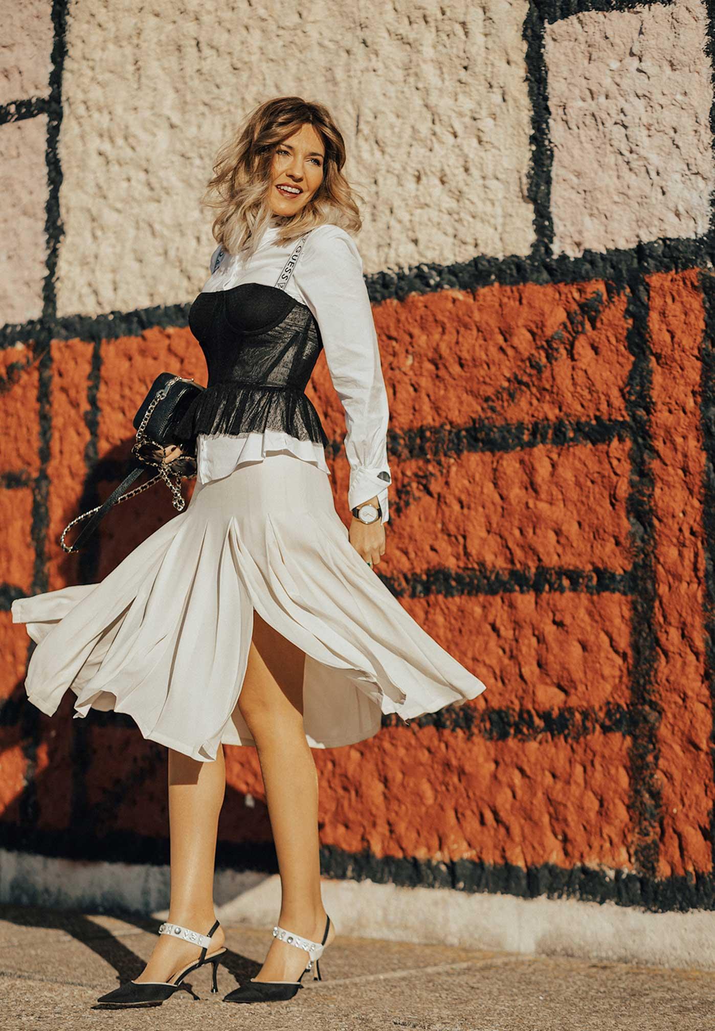 Helena de Mi Aventura con la Moda