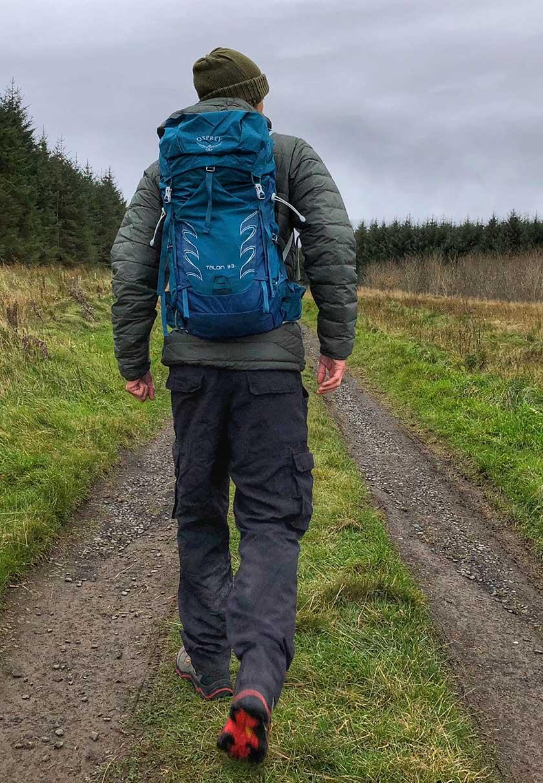 hiking bags