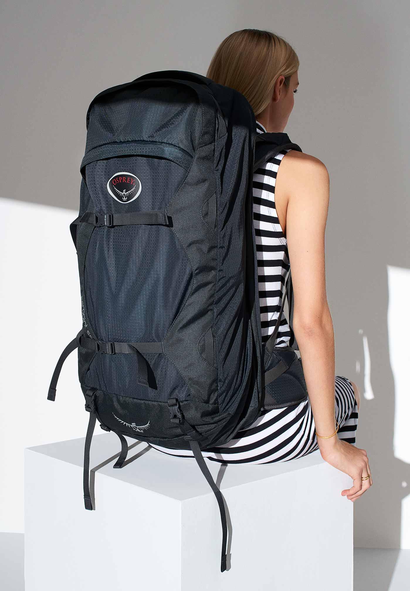 Welchen Rucksack brauche ich?