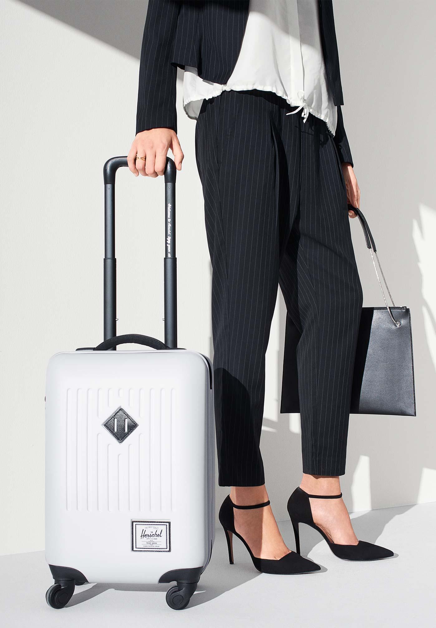 Welcher Trolley ist der richtige für Handgepäck?