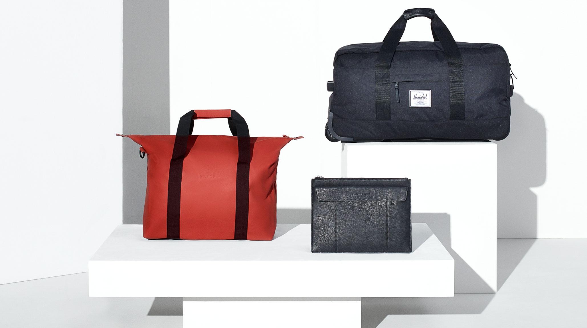 Reisegepäck für die Frau