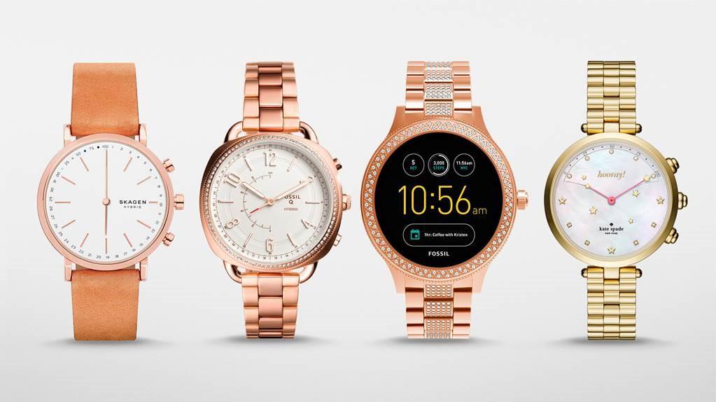 smartwatch modellen Damen