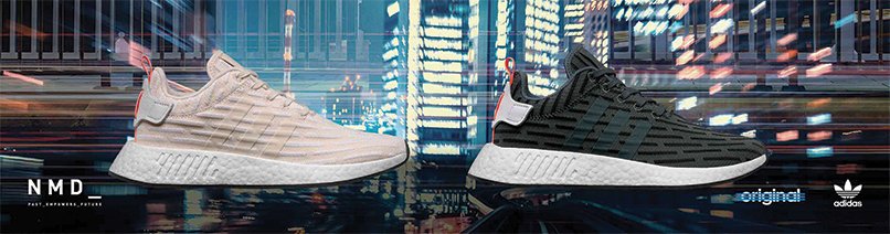 adidas NMD Primeknit R1, R2, CS for Women and Men
