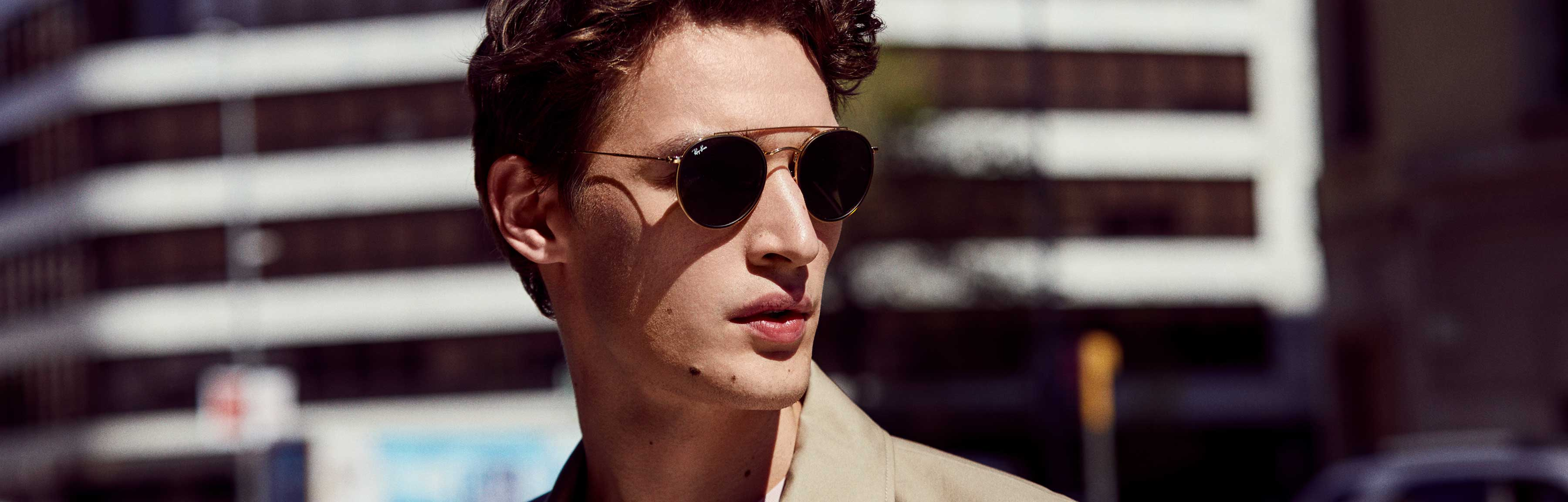 Sunglasses guide men