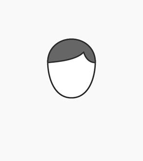 Ovale Gesichtsform Herren