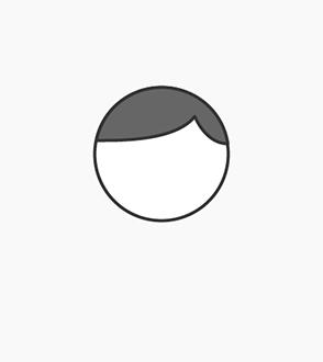 Runde Gesichtsform Herren