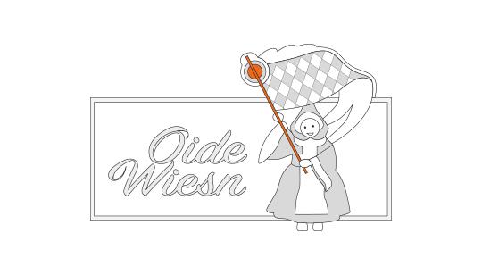 Oide Wiesn und Münchner Kindl