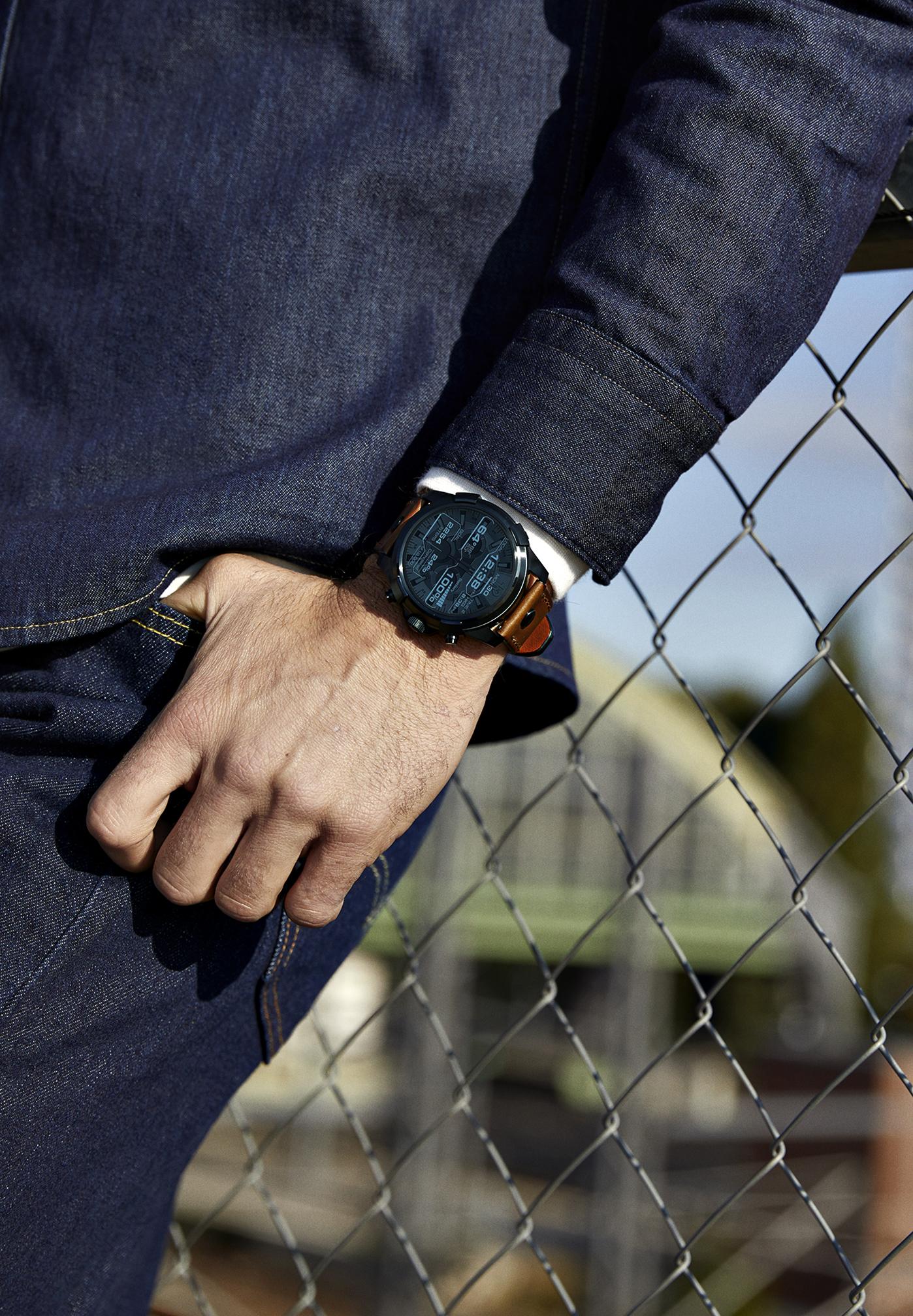 Smartwatch męski