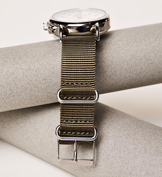 Stoffen horlogeband
