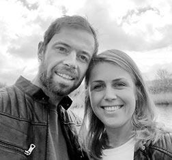 Rolf van Baalen & Melanie Poldervaart