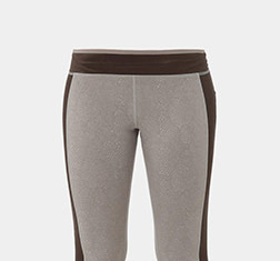 Grijze leggings